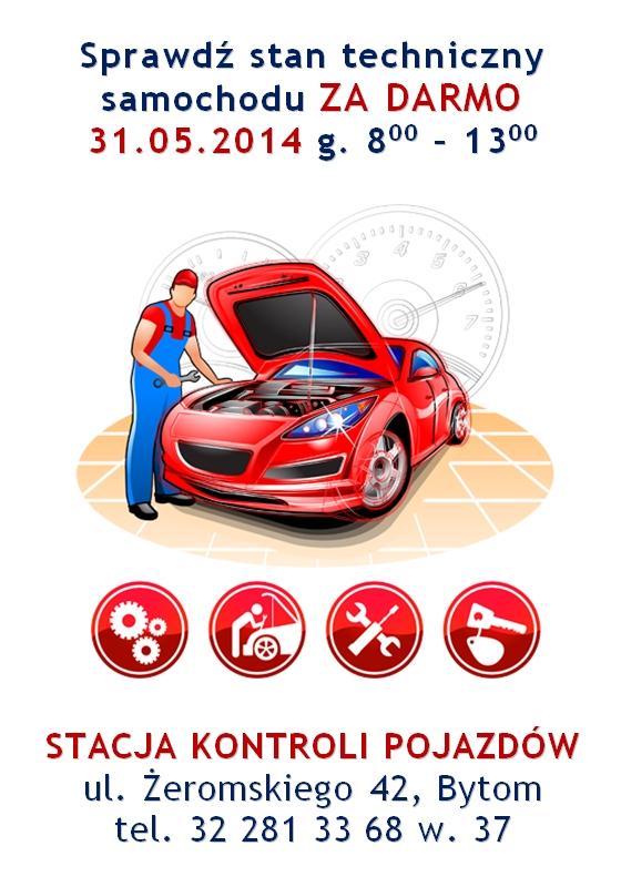 Przed wakacjami skontroluj samochód… ZA DARMO